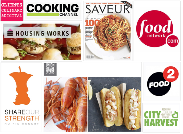 Culinary and Digital Resume, Brandon Maya