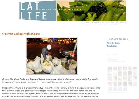 Eat Life FCI  and Brandon Maya
