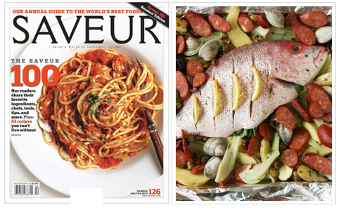 Recipe Tester and Blogger for Saveur Magazine and Saveur.com, Brandon Maya